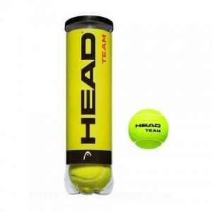 Теннисные мячи Head Team 1x3